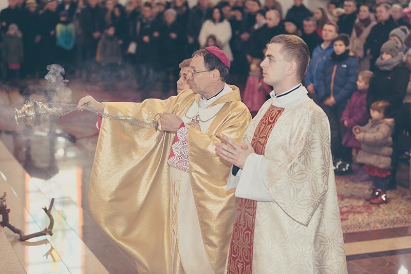 Wprowadzenie relikwii Świętego Brata Alberta [FILM]