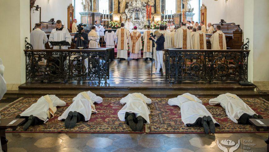 Święcenia Kapłańskie Zamość 2017 [KLIP]
