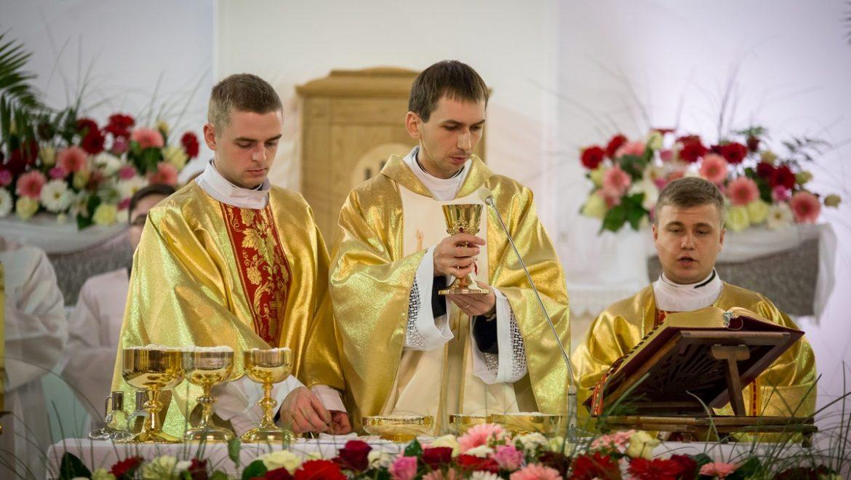 Święcenia prezbiteratu – Katedra Zamojska, 3 czerwca 2017 r. godz. 10.00
