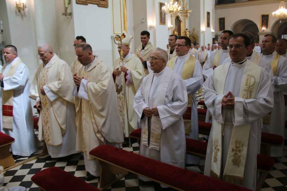 Dzień Kapłański w Krasnobrodzie i decyzje personalne