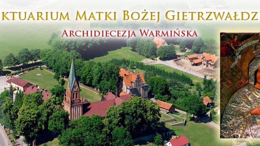 Pielgrzymka do Gietrzwałdu, Świętej Lipki oraz Stoczka: 16-17 września 2017 r.