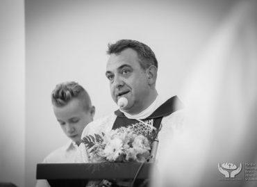 Msza święta dziękczynna za posługę ks. Proboszcza Miłosława: 15 sierpnia 2017 r.