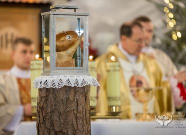 Wprowadzenie relikwii Świętego Brata Alberta: 25 grudnia 2016 r. [ZDJĘCIA]