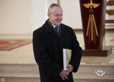 Uroczyste pożegnanie organisty P. Mariana: 26 listopada 2017 r. [ZDJĘCIA]