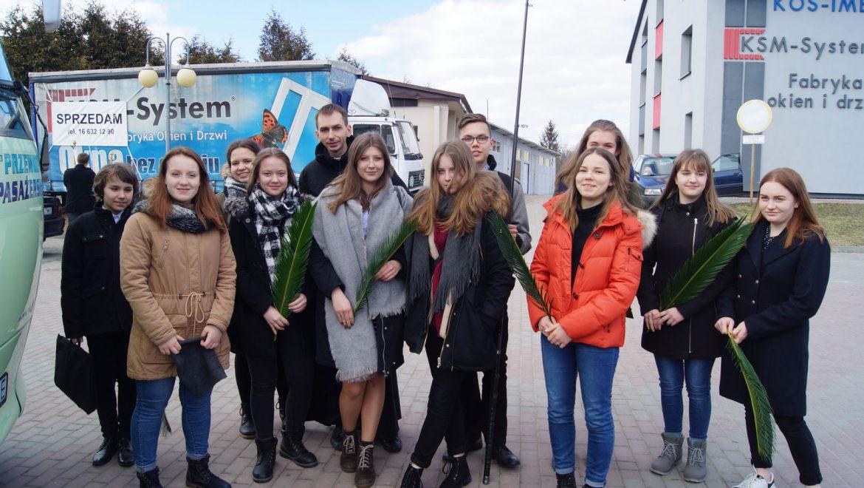 Niedziela Palmowa w Lubaczowie – Dzień Młodych: 25 marca 2018 r. [ZDJĘCIA]