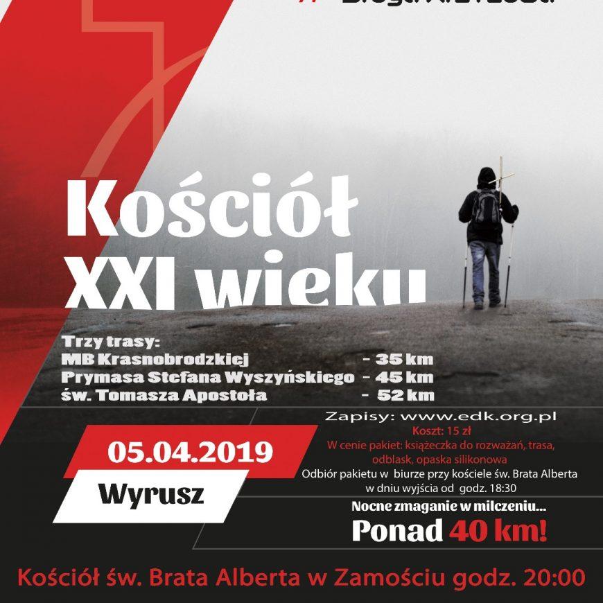 Ekstremalna Droga Krzyżowa 2019