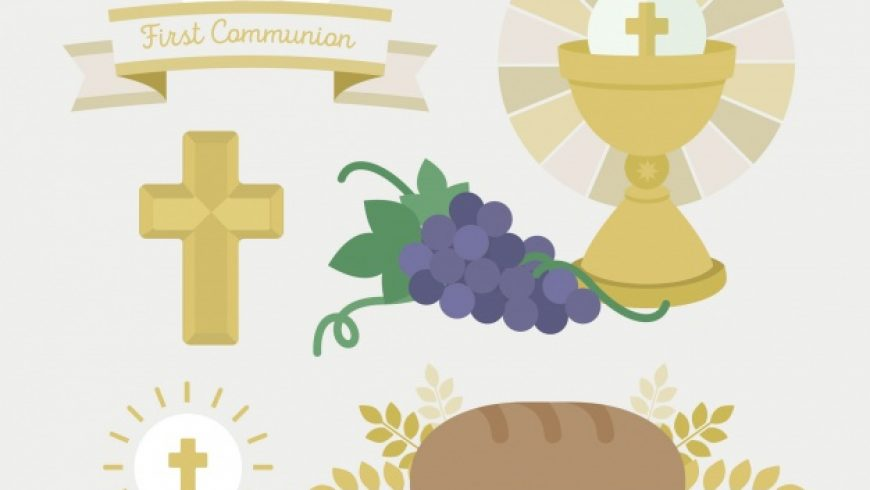 Daty spotkań przed I Komunią świętą 2019 w parafiiśw. Brata Alberta w Zamościu