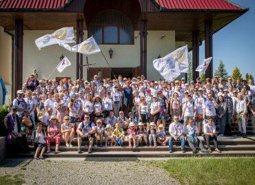 II Piesza Zamojska Pielgrzymka do Krasnobrodu: 1 lipca 2019 r. [ZDJĘCIA]